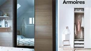 Prix D Une Porte De Chambre : armoire de rangement chambre ikea ~ Premium-room.com Idées de Décoration