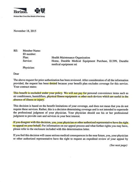 letter  medical necessity template  tamplate