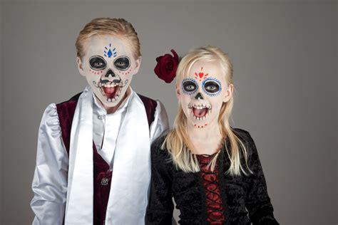 My Halloween La Catrina/sugar Skull Make-up