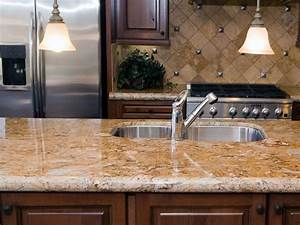 Granite Countertop Colors HGTV