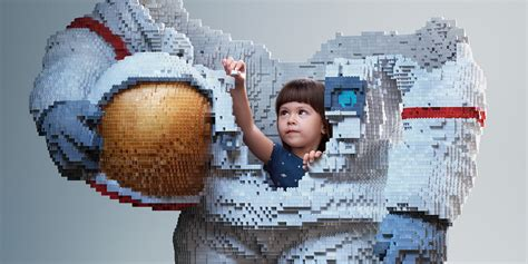 story  legos brilliant print ads
