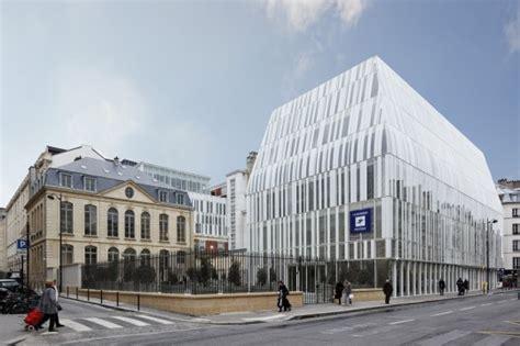 la banque postale siege siège de la banque postale atelier d 39 architecture