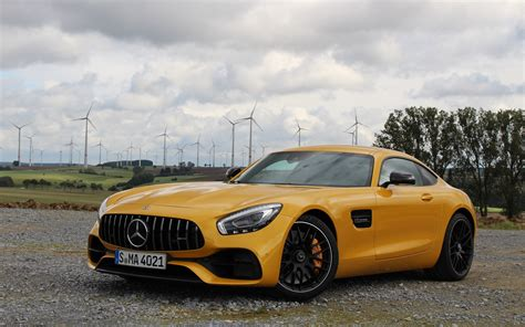 2018 Mercedesamg Gt Amg's Ambadassador  The Car Guide
