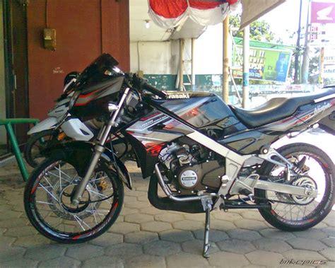 Modifikasi Motor R New 2008 by Koleksi Modifikasi New Vixion 2014 Jari Jari Terbaru
