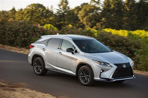 lexus jeep 2016 2016 lexus rx detailed in the us through 137 new photos