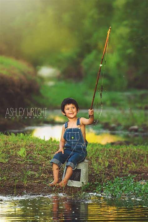 Fishing, Little Boys And Boys On Pinterest