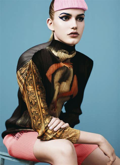 Alex Sainsbury, Photographer  Fashion Publication