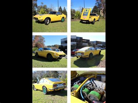 datsun 240z rally car moorebank racing classifieds