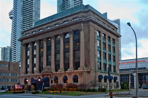 Historic Building On Torontos Waterfront To Be