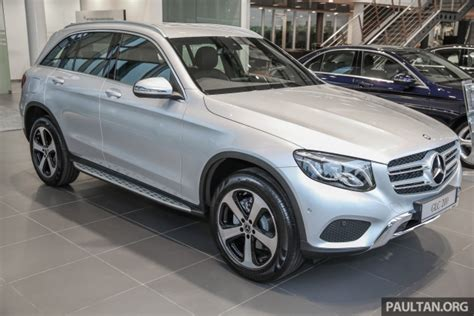 Some information presented or used in the drive away pricing calculator is sourced from third parties and every effort has been taken to ensure accuracy, however absolute. Mercedes-Benz GLC200 - end-August launch, RM289k