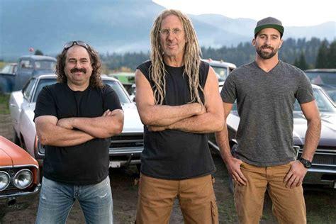 rust valley restorers cast binge characters repair