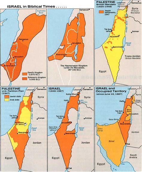 historical maps  palestine
