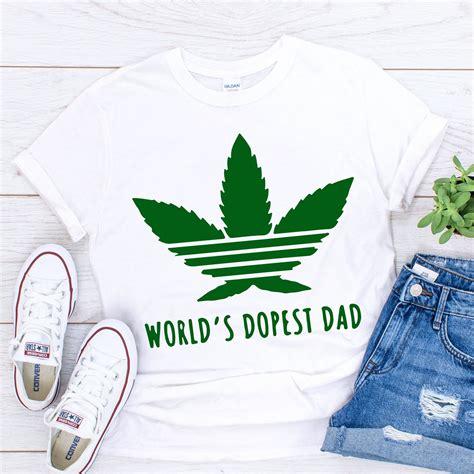 Worlds Dopest Dad Shirt Gebli