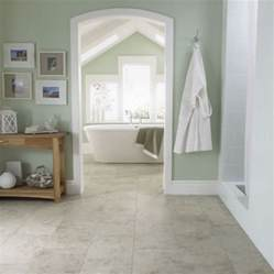 Ideas For Bathroom Floors Green Wall Paint Of Attic Bathroom Design Idea Using Marble Green Marble Floor Tiles