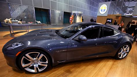 Fisker recalling Karma sedans to fix fans that can catch ...
