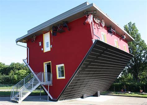 Ein Haus Steht Kopf  ;) Foto & Bild Deutschland
