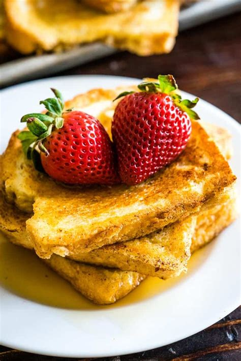 easy french toast   recipe    easy french toast