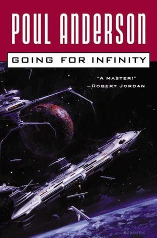 infinity  literary journey  poul anderson
