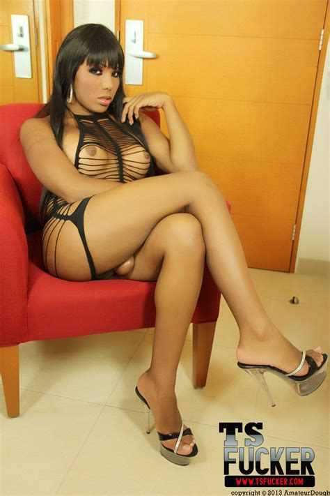 Pikosita Hot Latina Tranny With
