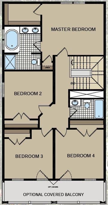 chesapeake nas  square foot  story floor plan