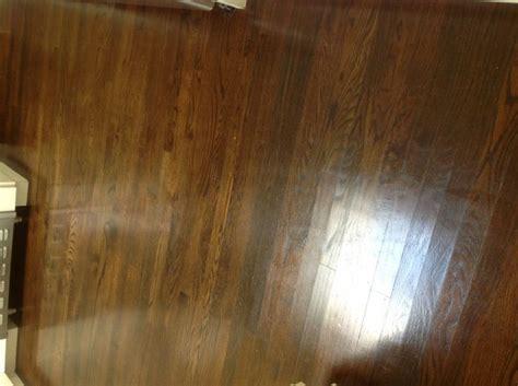 shine wood floors  coconut oil     dry
