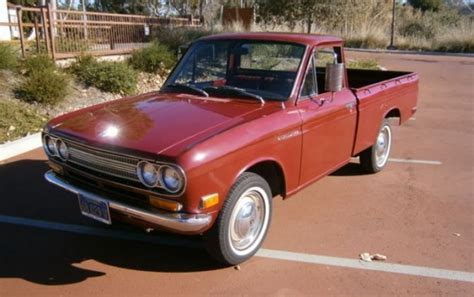 Datsun 521 For Sale by Blue Plate 1971 Datsun 521 Up Bring A Trailer