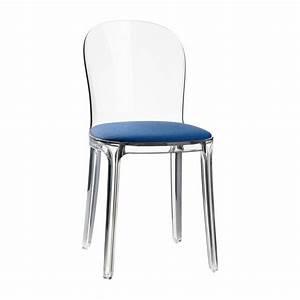 But Chaise Transparente : vanity chair chaise transparente magis ~ Teatrodelosmanantiales.com Idées de Décoration