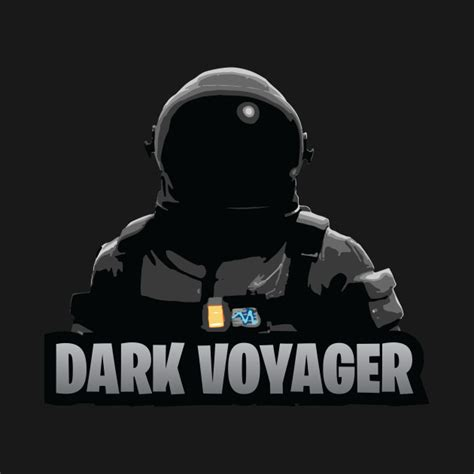 Fortnite  Dark Voyager  Fortnite  Tshirt Teepublic