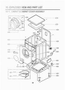 Lg Wm3431hs Parts List And Diagram  00    Ereplacementparts Com