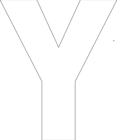 printable upper case alphabet template delz