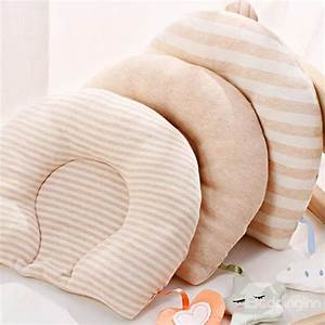 prevent flat head cotton nordic style warm color baby With cheap baby pillows