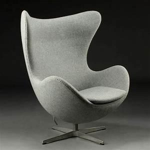 Egg Chair Arne Jacobsen : fritz hansen arne jacobsen egg chair in kvadrat tonica ~ A.2002-acura-tl-radio.info Haus und Dekorationen
