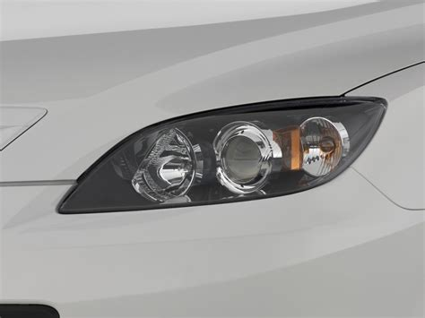 image 2009 mazda mazda3 5dr hb s sport headlight