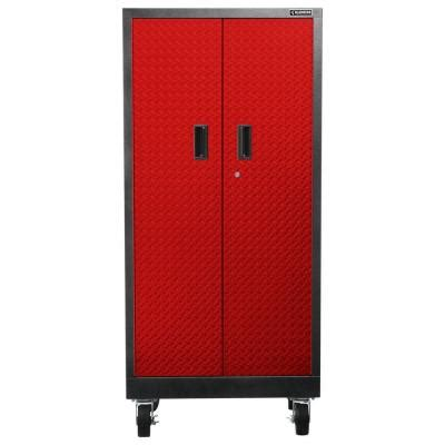 Gladiator Storage Cabinets Home Depot by Gladiator Premier Series Pre Assembled 66 In H X 30 In W