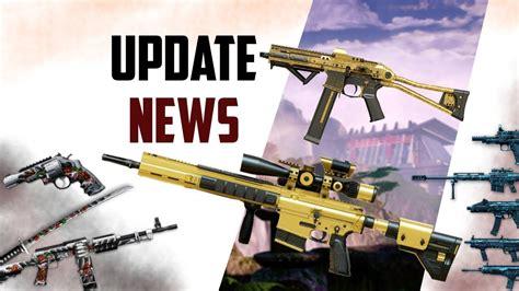 warface update news sunrise yakuza weapons christmas