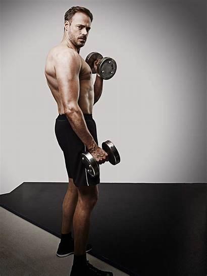 Jamie Fitness Theakston Magazine Mens Buff Fat