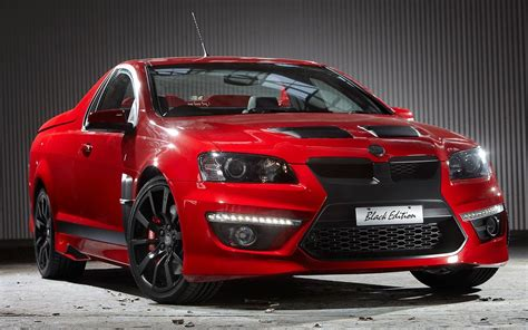 Holden Vehicles by Holden Releases Sv Black Editions