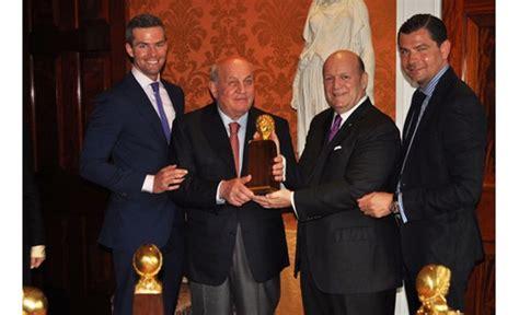 Lifetime Achievement Mario Buatta by Awards Season Nest Seekers