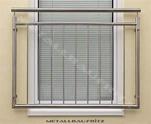 franzosischer balkon 63 02 metallbau fritz With französischer balkon mit solarlampen garten edelstahl