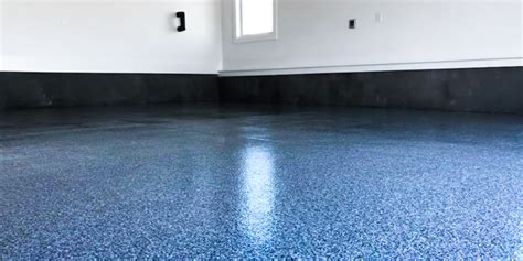 Garage Floor Paint Traction by Epoxy Or Paint For A Garage Floor