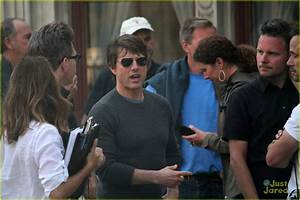 Tom Cruise Starts Filming Stunts for 'Mission: Impossible ...
