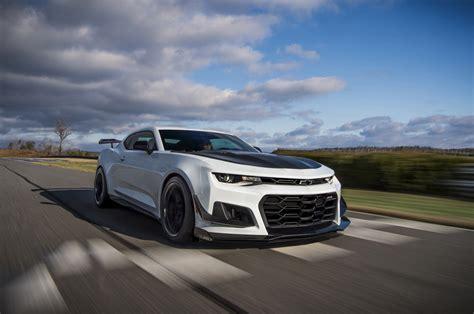 2018 Chevrolet Camaro Pictures  Gm Authority