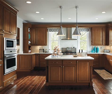 kitchen in homecrest kitchen with maple cabinets homecrest cabinetry