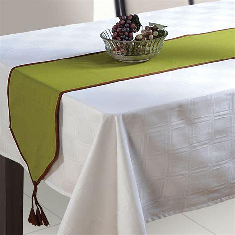 new table runner cloth linen home decor for wedding