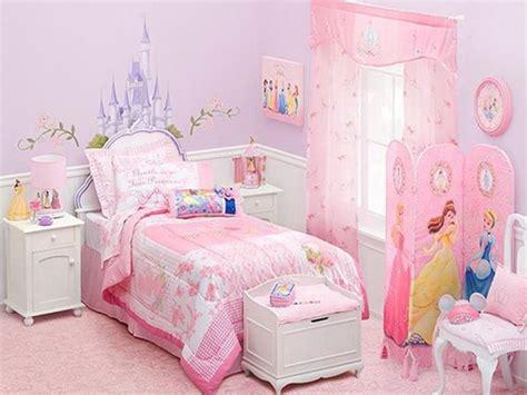 Pink Bedrooms For Little Girls-interior Design