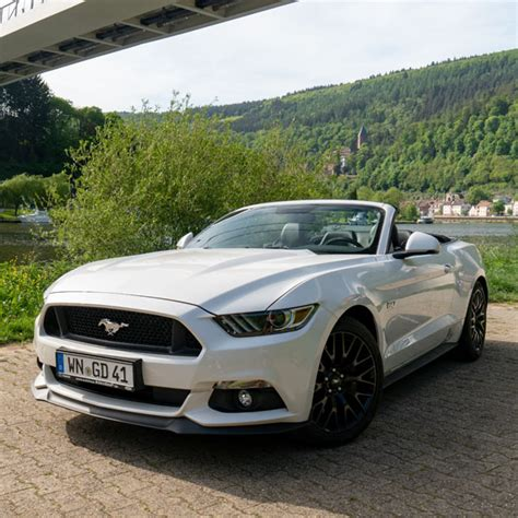 ford mustang cabrio mieten ford mustang gt cabrio 1 tag sa so bei stuttgart