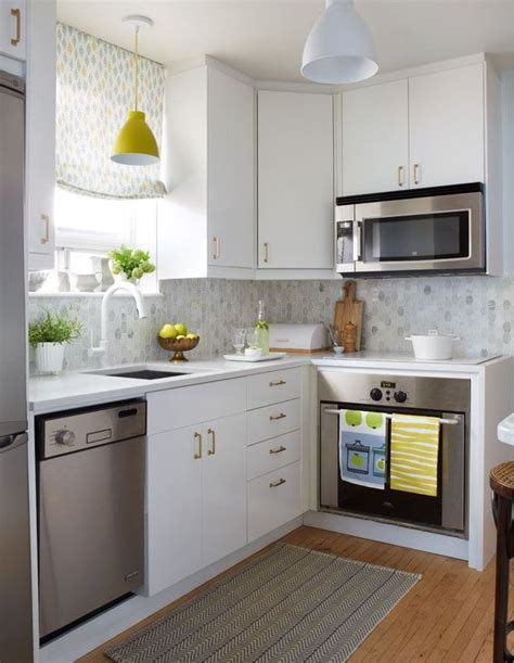 Design Tips And Ideas For Modern Small Kitchen Home