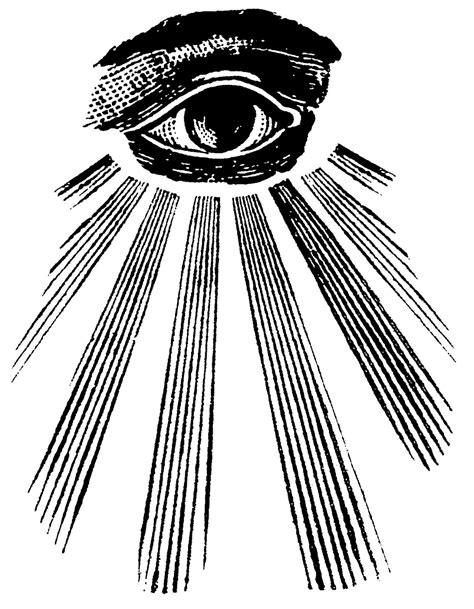 The All Seeing Eye as Omnipresent Deity   Freemason