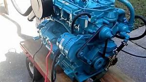Lister Petter Lpw3 Alpha Marine Diesel