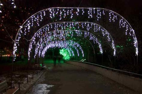 denver zoo lights bonjour colorado